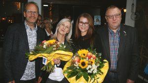 Unternehmerapero Rosenegg Apotheke und Reisebüro Reisezeit