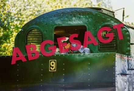 Museumsbahnfest 2021 abgesagt